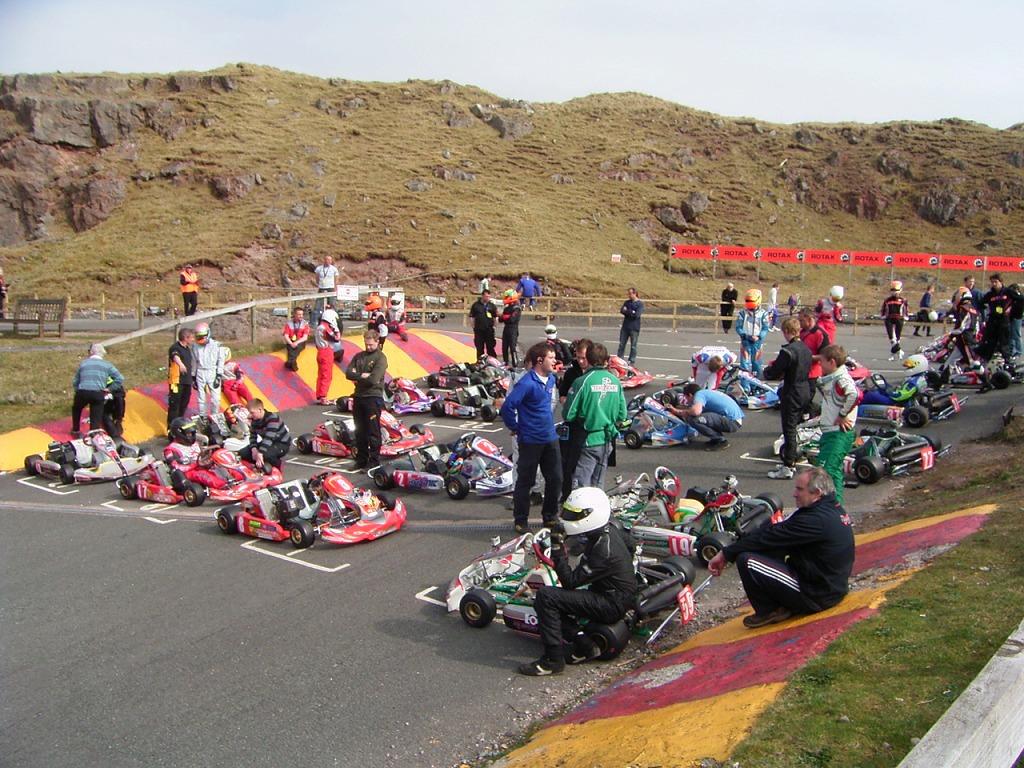 2010 イギリス Rowrah 全英カート選手権 スーパー1 Rotax Max Junior ロータックスマックスジュニア
