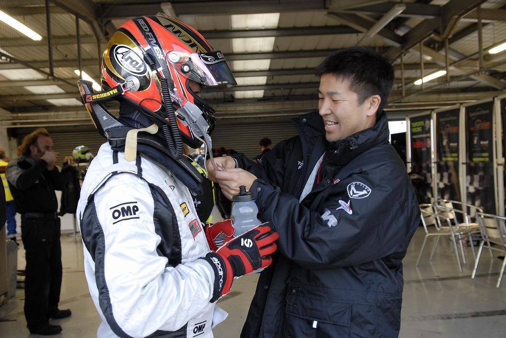 2010 シルバーストーン 24時間レース 中納徹
