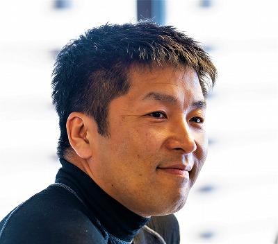 Toru Nakano 中納 徹